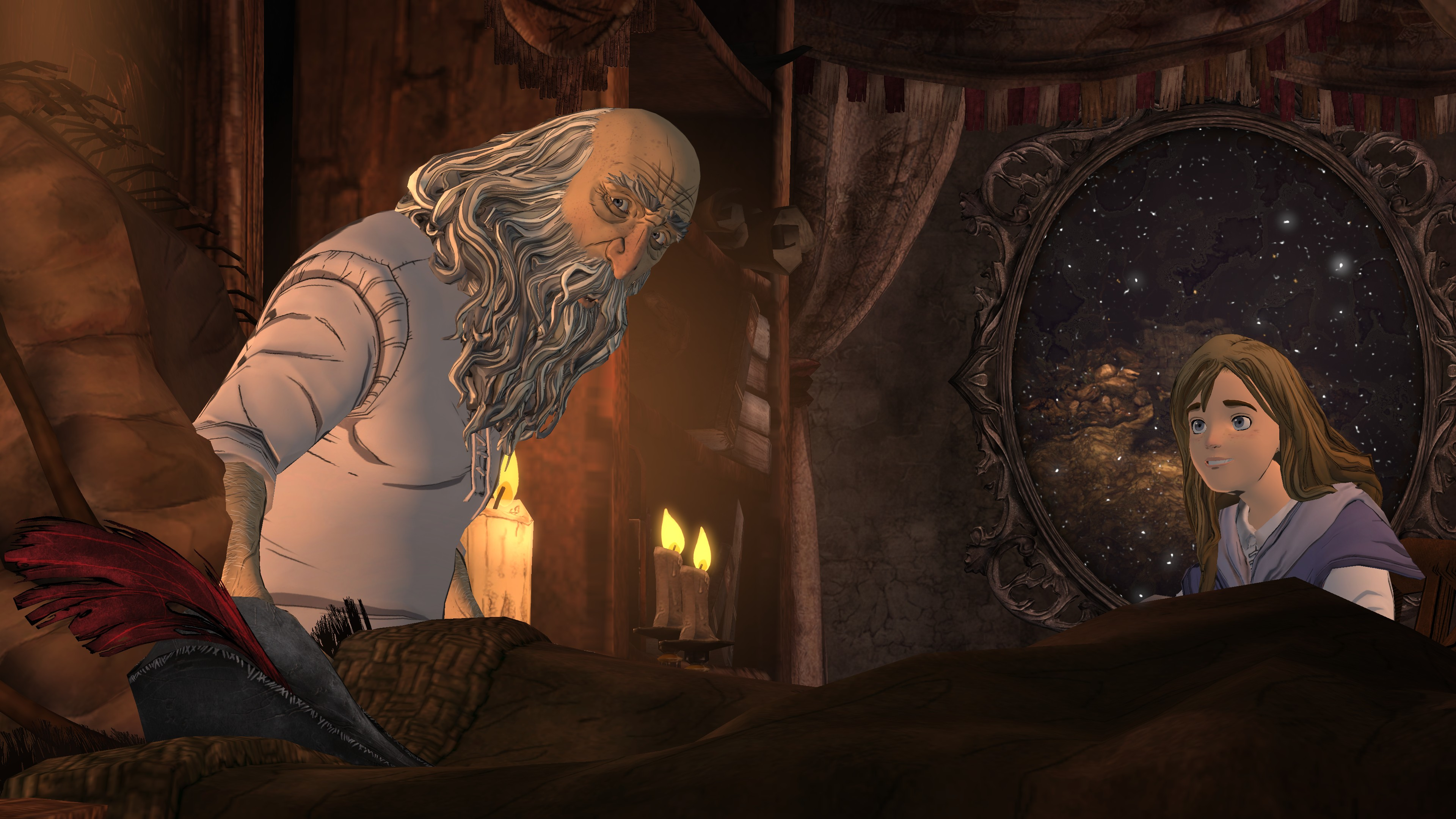 kings quest a knight to remember ending relationship