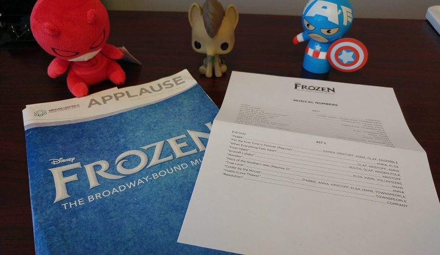 Frozen The Musical is Great, But Needs Tweaking - Tim's Accounting